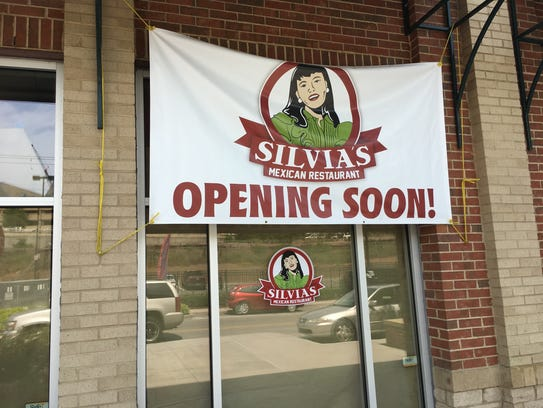 Silvia's Mexican Restaurant to open at University Commons
