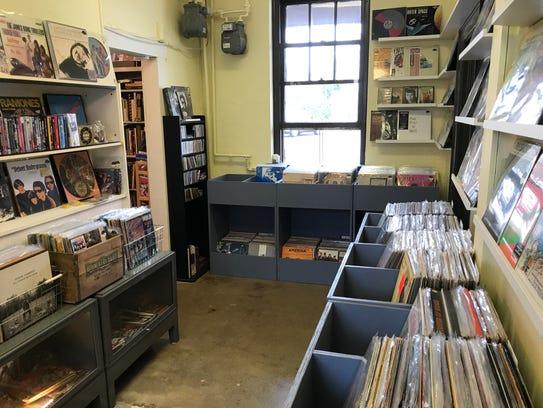Station 1 Books Vinyl & Vintage Shop is a new business