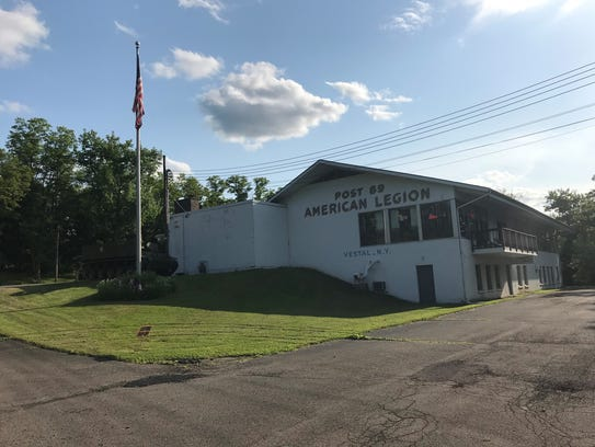 The Vestal American Legion on South Jensen Rd. which may be the new site of fire station four