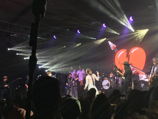 Bonnaroo's star-studded Superjam was a tribute to Tom
