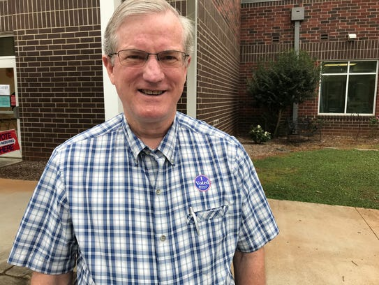 Steve King is a recent transplant from Batesburg-Leesville,