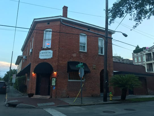Crystal Beer Parlor in Savannah originally opened as
