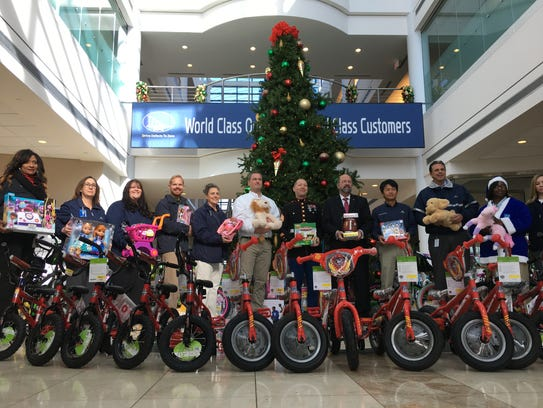 Hyundai plant rolls out hundreds of bikes for local kids for Hyundai motor manufacturing alabama