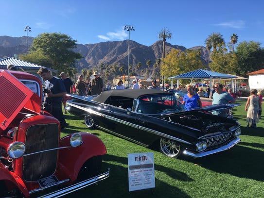 Sun City Palm Desert Car Show