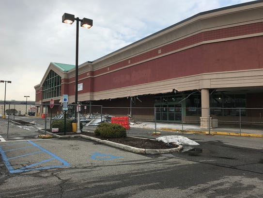 Work To Begin On New Woodland Park Stores