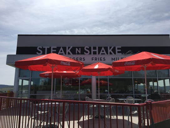 Steak n shake opens in waynesboro for Steak n shake dining room hours
