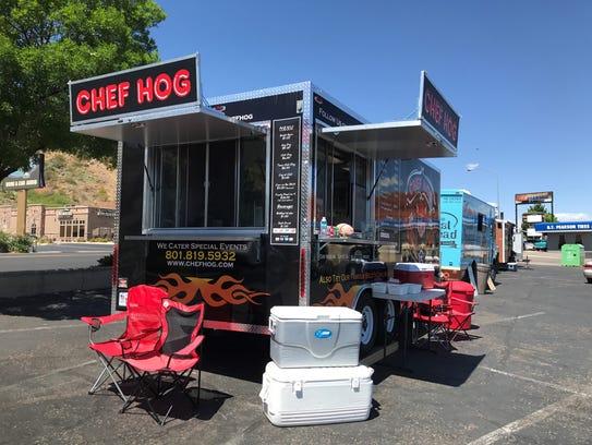 Chili Chef Food Truck