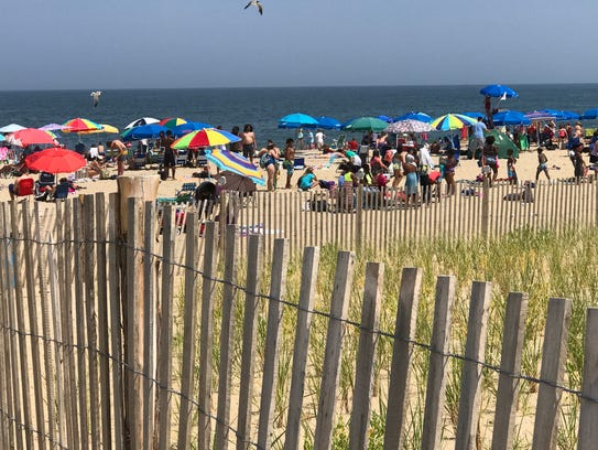 Reception positive two months into rehoboth beach tent and - Public swimming pools in rehoboth beach ...