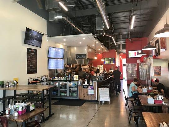 Health Food Restaurant West Des Moines