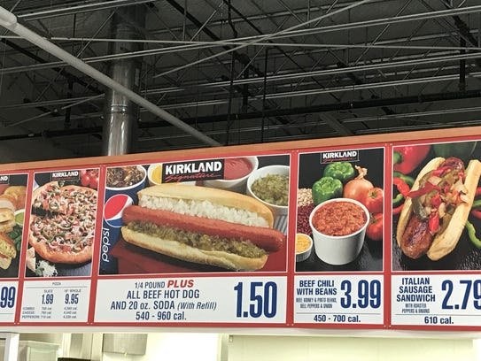 Healthy Food You Can Buy At Costco