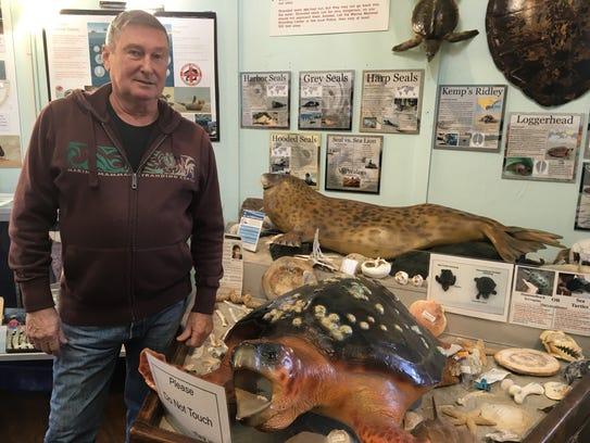 Bob Schoelkopf, founding director of the Marine Mammal