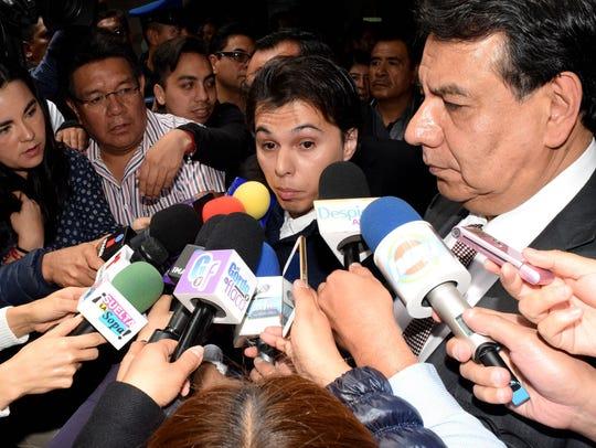 Marco Tulio Ruiz, abogado de Joao Aguilera, considera