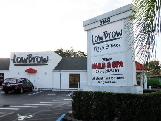 LowBrow Pizza & Beer is targeted to launch in early