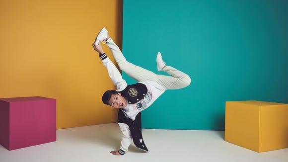 Gabe De Guzman will share his love of dance.