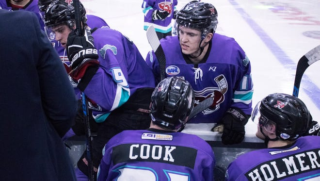 The Shreveport Mudbugs host Corpus Christi on Friday and Saturday.