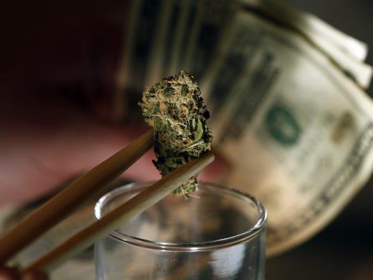 U.S. Senate may ease banking for marijuana businesses