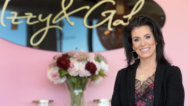 Stephanie Maleno, owner of Izzy & Gab clothing boutique, did not have to pay rent at the West Erie Plaza in March, April and the beginning of May during the statewide COVID-19 shutdown.