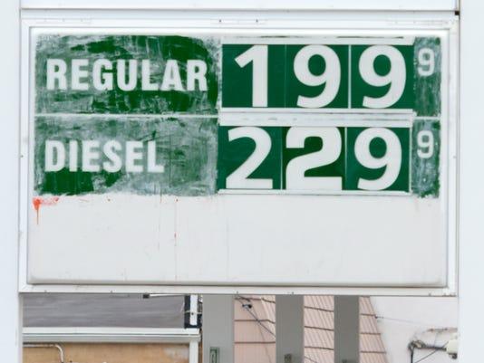 Low Gas Price
