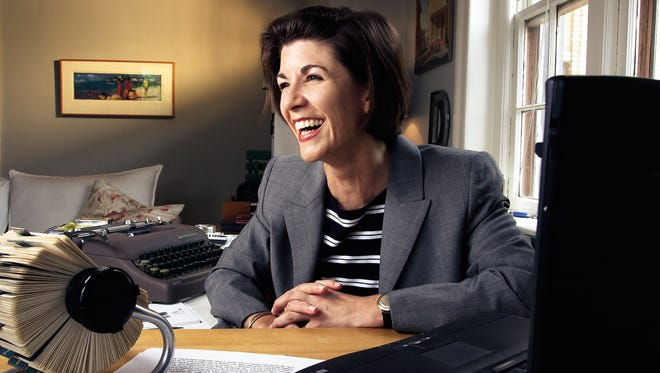 Advice columnist Amy Dickinson.