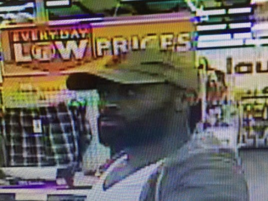 Hopewell Township dollar store suspect