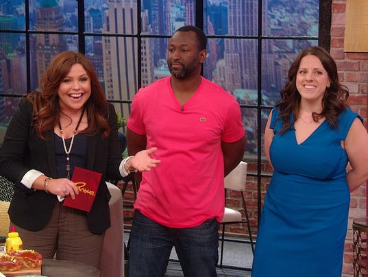 Rachael, Khali and Jessica