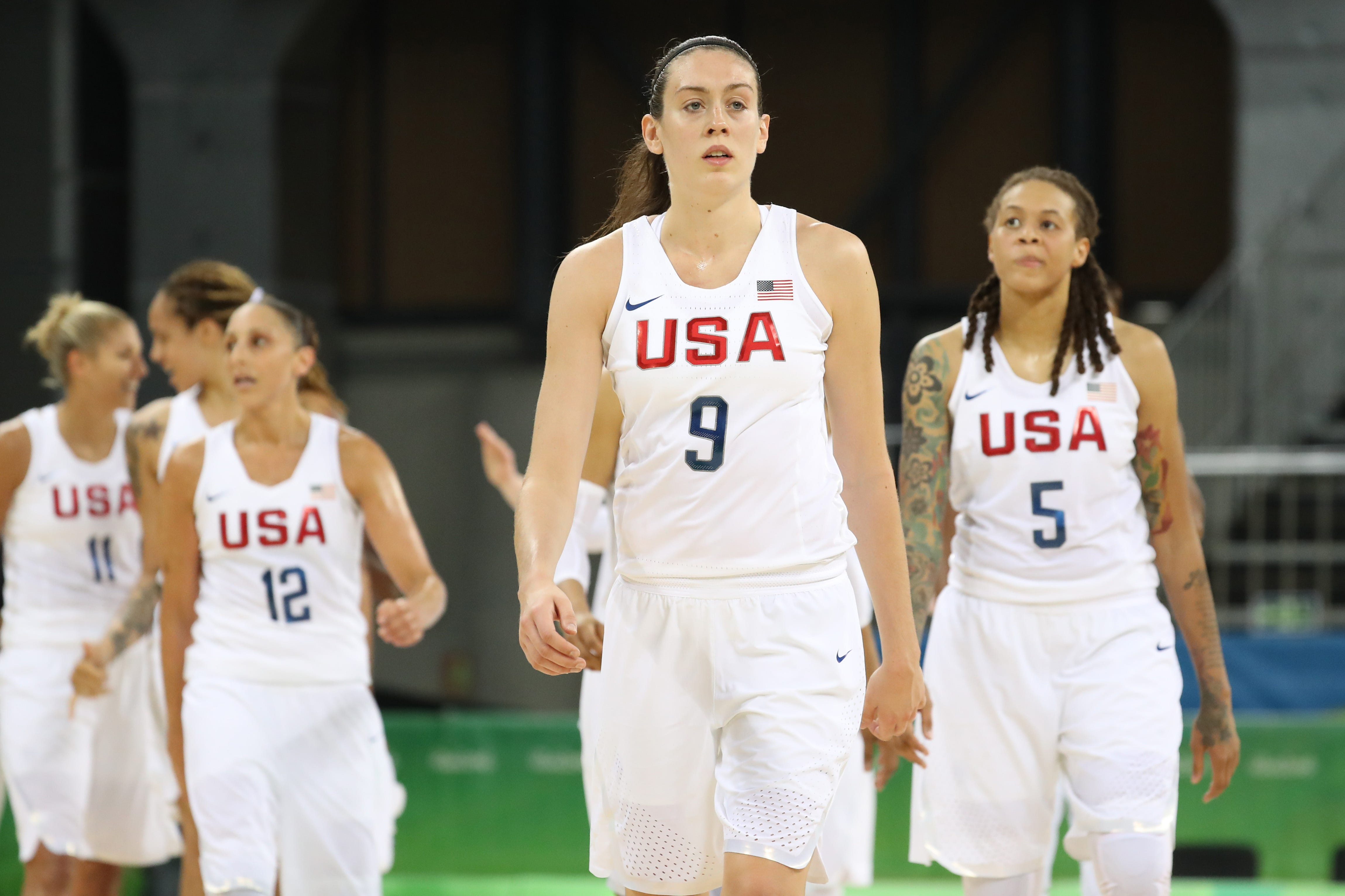 USA Basketball Decorated Breanna Stewart eager to