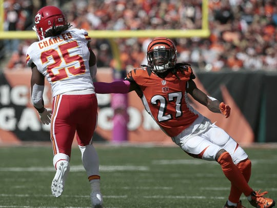 Cincinnati Bengals cornerback Dre Kirkpatrick said the secondary will work on their communication in preparation for Pittsburgh on Sunday.