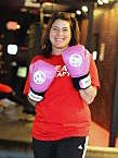 Cheryl Phillabaum opened 9Round gymnasium last month in Liberty Township and will have an open house from 9 a.m. to 1 p.m., Saturday.