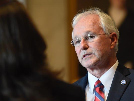 Rep. Ron Travis, R-Dayton.