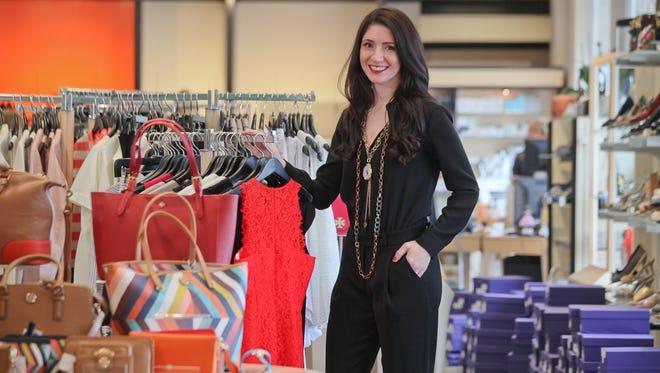 Personal stylist Jillian Clark