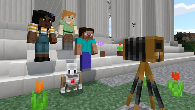 The Michigan Department of Education awarded licenses of Minecraft: Education Edition to schools around Michigan in January 2018.