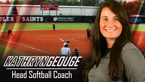 Pisgah alum Kathryn Geouge has been hired to coach
