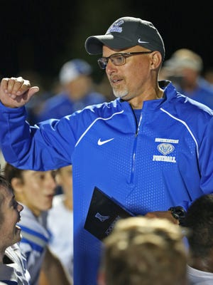 Scott May resigned as HSE football coach.