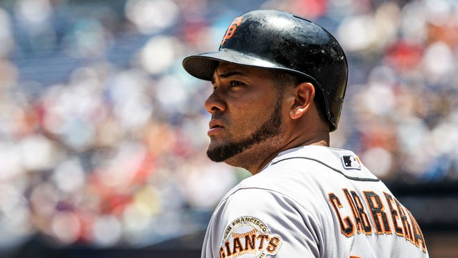 Melky Cabrera tested positive for testosterone in June 2012, sparking a two-month saga in which his agency aimed to clear his name.