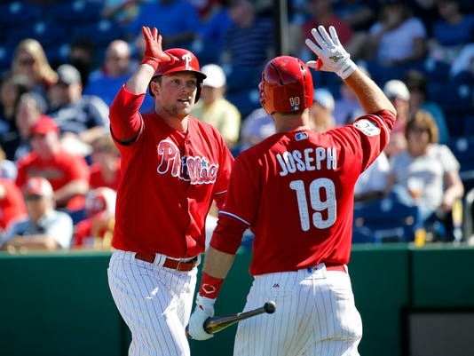 MLB: Spring Training-New York Yankees at Philadelphia Phillies