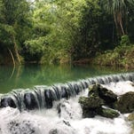 Photo of the week: Manengon River
