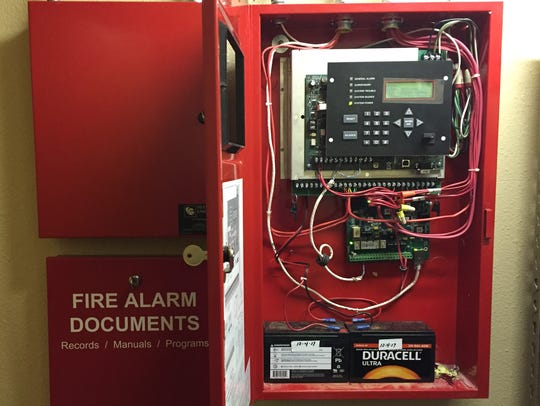 Union Gospel Mission replaces an outdated fire alarm