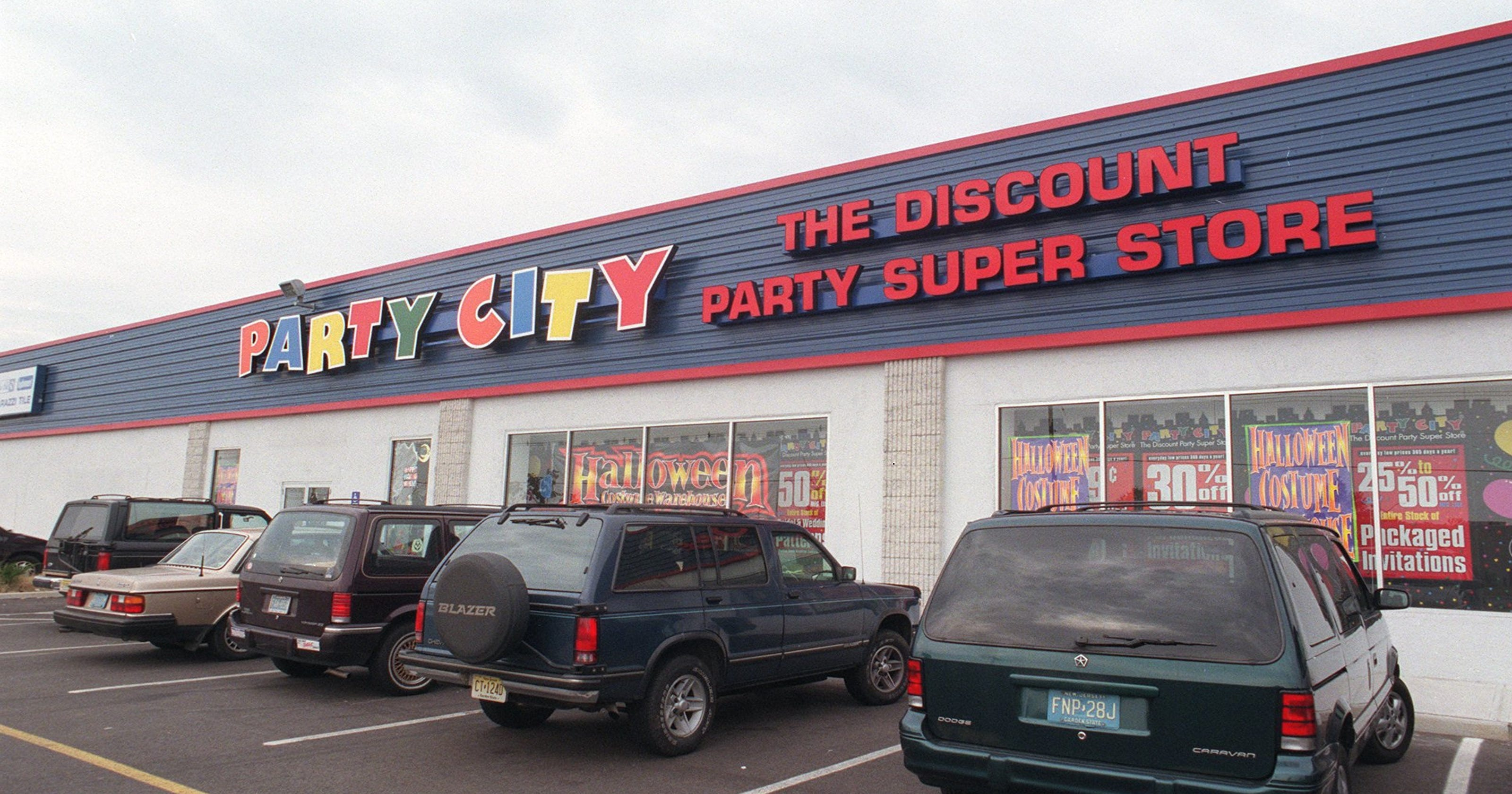 Party City, based in Westchester, says it will close 45 ...