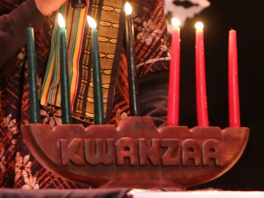 A celebration of Kwanzaa will take placefrom 2 to
