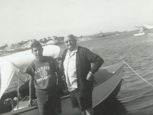 Dad Smith and David Hickman