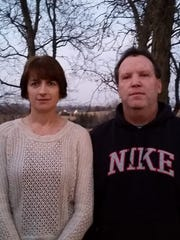 LeAnn and Patrick McFarland of New Virginia say Marvin