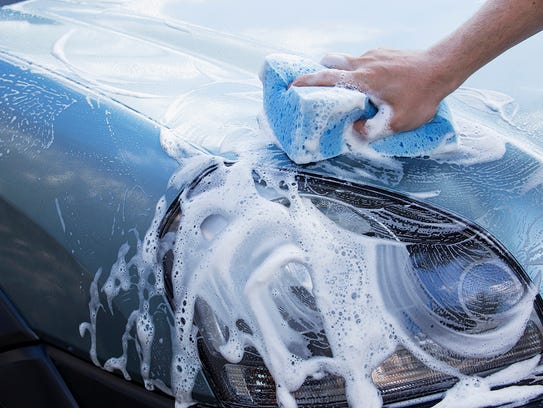 Cleaning your car — inside and out — should be part