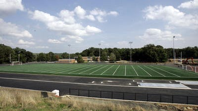 Ramapo Central school officials must now craft a new plan to replace artificial turf fields at the middle school after residents rejected an $850,000 replacement plan in a close vote Tuesday night.