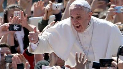 Pope Francis will be in New York City, Philadelphia and Washington, D.C., later this month.