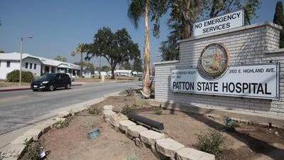 This Desert Sun file photo shows Patton State Hospital in Highland.