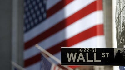 The U.S. stock market looked ready to open higher Wednesday, following a strong report on American manufacturing.