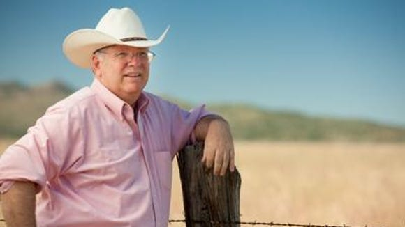 Arizona House Speaker Andy Tobin is running for Congress in District 1.