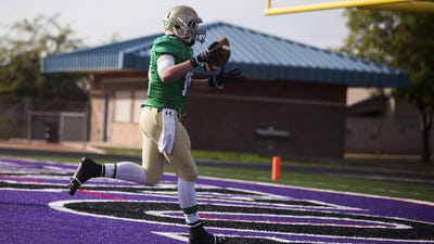 Yuma Catholic tight end Matt  Pistone is the No.1-ranked tight end in the state by azcentral  sports.