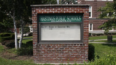 The Hastings-on-Hudson school district will hold a special election on two bond propositions from 7 a.m. to 9 p.m. Wednesday.