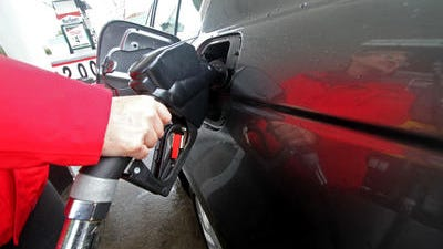 Gas prices inch higher